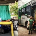 Mulheres dão exemplo e trazem orgulho para o transporte público de Sorocaba