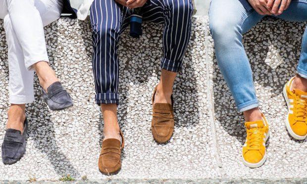 Por Que as Barras das Calças Masculinas Estão Encurtando Tanto?