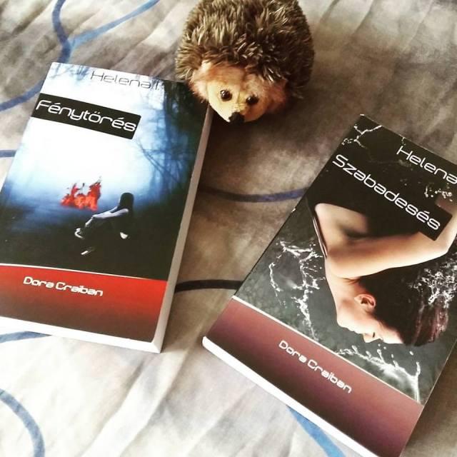 A Helena Trilógia első két kötete