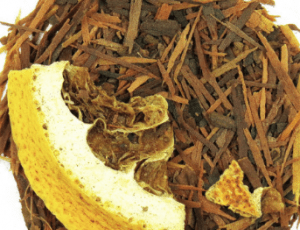 lapacho orange and vanilla tea