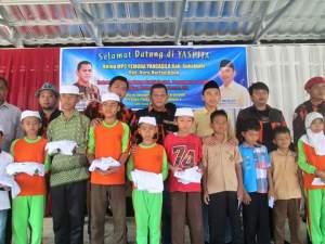 Baksos PP peduli sesama dengan YASPITA dan SMK Bina Husada Mandiri