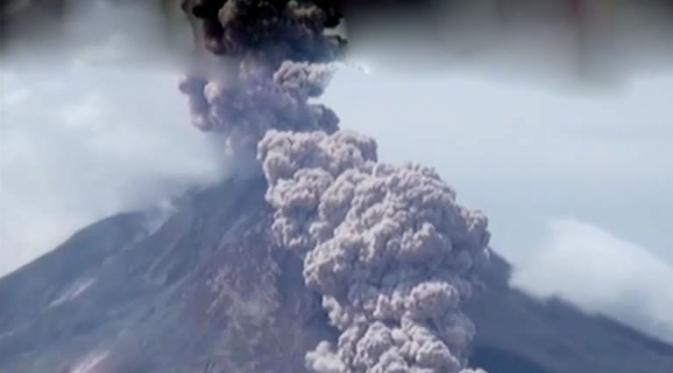 Gunung Sinabung Kini Status Awas