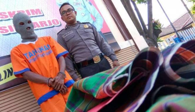 Satu Lagi Pemerkosa Gadis Penghuni Kandang Bebek Ditangkap