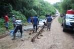 Kades Oreng Fokus Bangun Infrastruktur Jalan