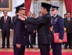 Marsekal TNI Hadi Tjahyanto Kepala Staf TNI AU