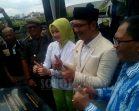 Peresmian Skywalk Pertama di Indonesia