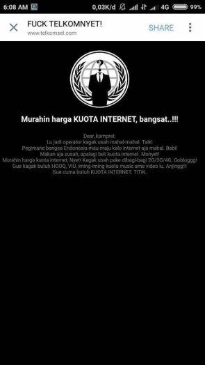 pesan hacker telkomsel