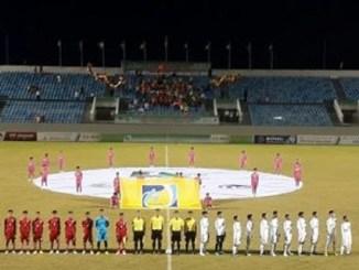 Indonesia vs Vietnam U-16