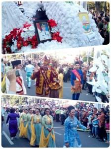 Jambi di karnaval kemerdekaan pesona parahyangan