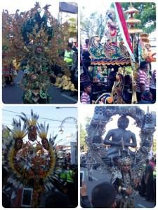 Jember dan Jawa Timur di karnaval kemerdekaan Pesona Parahyangan