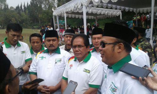 Pembukaan Liga Santri Nusantara 2017