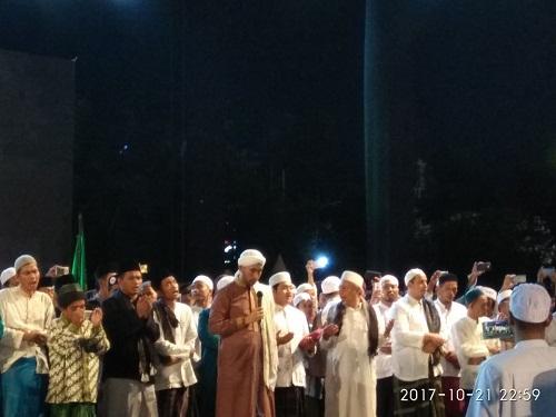 Shalawat Kebangsaan, Wajah Pesantren Wajah Indonesia