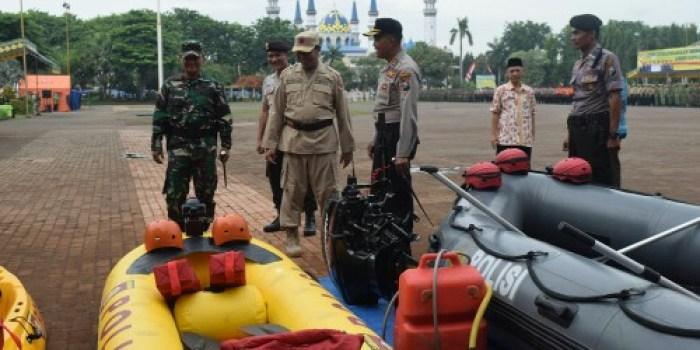 Personel Kodim 0811 siap dikerahkan untuk antisipasi dan penanggulangan bencana alam