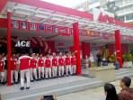 ACE membuka tokonya yang ke-144 di Indonesia, tepatnya di Bandung Gateway Tower Jade Blok D Jl. Gunung Batu, pada hari, Jumat (15/12/2017).