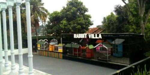 Rabbit Villa di rabbit Town Bandung