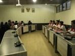 Audiensi LSM PMPRI bersama Komisi I DPRD Kota Cimahi, Jumat (9/3/2018)
