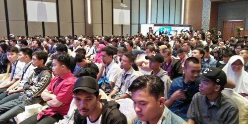Peserta Bekraf Developer Day Di Batam