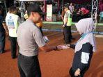 Polres Banjar Sosialisasikan Penerimaan Anggota Polri