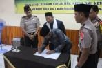 Deklarasi Kepolisian dan Tokoh Agama dalam rangka meningkatkan kesadaran masyarakat terhadap Kamtibmas, (10/3/2018).