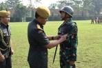Danpussenarmed Pusdikarmed Kodiklatad buka Pendidikan Kejuruan Tamtama Armed Abit Dikmata TNI AD TA 2017 Overloop (OV)