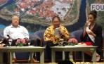 Seminar program percepatan dan pengendalian pencemaran dan kerusakan DAS Citarum di Auditorium BPPT, Jakarta