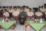 Peserta Sosialisasi Netralitas PNS Kodam III/Siliwangi dalam Pilkada Serentak Tahun 2018