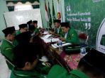 Musyawarah penentuan Ketua di Konfercab VIII GP Ansor Kota Semarang