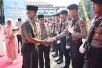 Pangdam Brawijaya Dan Kapolda Jatim Safari Ramadhan Ke Mapolres Ponorogo