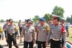 Kapolri Kunjungi Pos Terpadu Operasi Ketupat Lodaya Di Cikopo