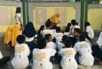 Dinsos menggelar workshop untuk anak jalanan dan anak rentan turun ke jalan di Taman Budaya Raden Saleh Jl. Sriwijaya No.29, Tegalsari, Candisari, Kota Semarang, Rabu (06/06/2018).