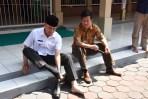 Pj Gubernur Jabar M Iriawan (kiri) dan Ketua KPU Jabar Yayat Hidayat (kanan)