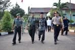 Danrem 082 Sambangi Markas Kodim Tuban, Imbau Prajurit Dukung Program Pemerintah Daerah