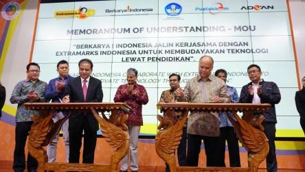 Dukung Revolusi Industri 4.0, Extramarks Indonesia Luncurkan Solusi Belajar Digital