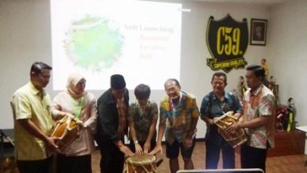 Soft Launch Bandung Creative Belt