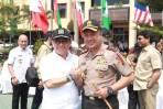 Komisi III DPR RI Kunjungi Polda Jabar