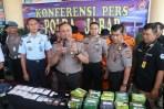 Polda Jabar Ungkap 1,7 Kg Sabu Jaringan Palembang-Jawa Barat
