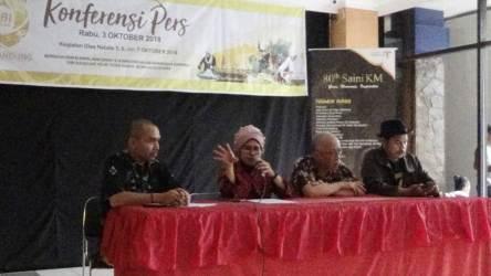 Dies Natalis Ke-50 ISBI Bandung Angkat Nasib Sungai Citarum
