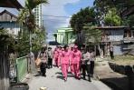Kapolda Dan Ketua Bhayangkari Jabar Serahkan Bantuan Untuk Korban Gempa Di Sulawesi Tengah