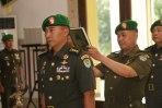 Kolonel Inf Wediyanto Jabat Danrem 064 Maulana Yusuf