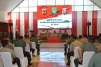 Pangdam III/Siliwangi Buka Rapim TNI - Polri
