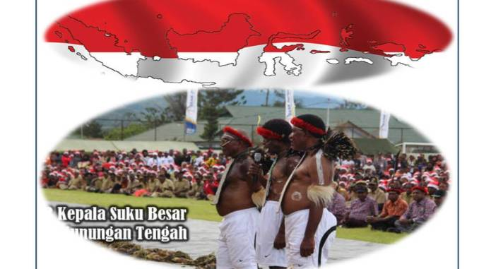 Kepala Suku Pegunungan Tengah Tolak Tegas Papua Merdeka