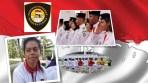 Susan, Juara Umum SMA 1 Wamena Menjadi Duta Paskibraka 2016 Di Istana Negara