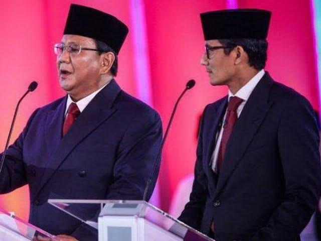 Prabowo - Sandiaga Uno