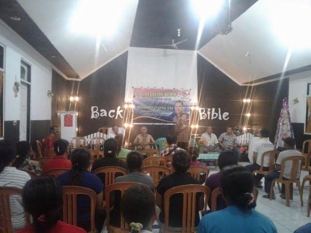 Reses anggota DPRD Kota Kupang dari Fraksi Partai Nasdem