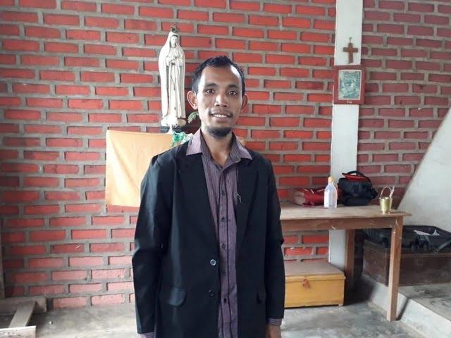 Ketua DPP Paroki Nangalanang Borong Matim