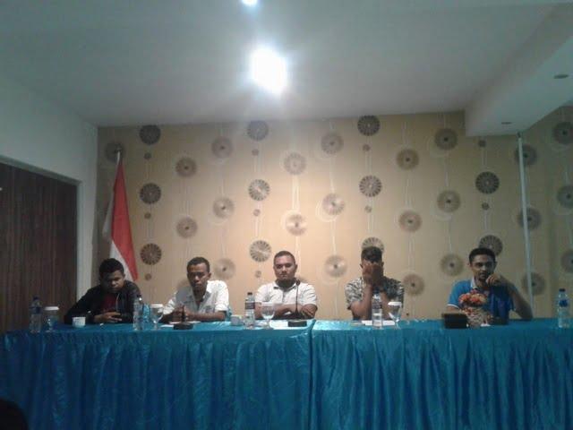Konferensi Pers AWK