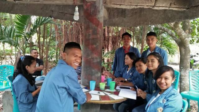 peserta-LKTD-HMPSIP-Unwira-Kupang