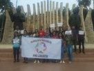 AMA Jakarta aksi di Tugu Proklamasi Menteng Jakarta Pusat