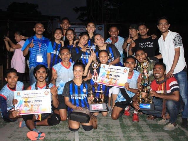 Turnamen Voli Ikamel Cup Malang