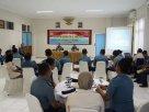 Supervisi Binpers TNI AL Tahun 2019 Di Lantamal VII Kupang